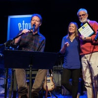 Photo taken at eTown Hall by eTown Hall on 11/7/2014