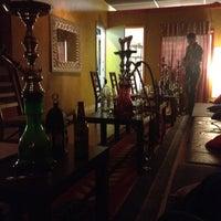 Photo taken at Cloud 9 Hookah Lounge by Dan M. on 3/19/2012