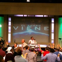 Photo taken at ELIM Central Los Angeles by Juan R. on 7/25/2012