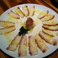 Photo taken at Sushi Papaia by Gisele G. on 5/13/2012