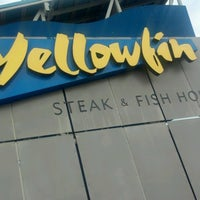 Photo taken at Yellowfin Steak & Fish House by The P. on 6/24/2012