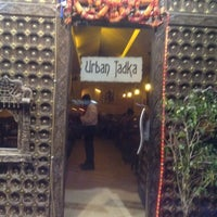 Photo taken at Urban Tadka by Divjot S. on 2/12/2012