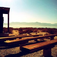 Photo taken at Salton Sea State Recreation Area by Blanton R. on 2/25/2012