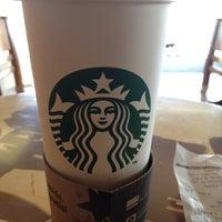 Photo taken at Starbucks by Jose L G. on 4/11/2012