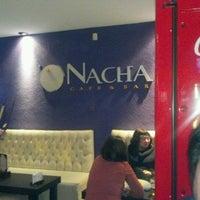 Photo taken at Nacha by Jorge B. on 7/28/2012