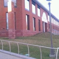 Photo taken at Wesleyan University by freddy c. on 3/7/2012