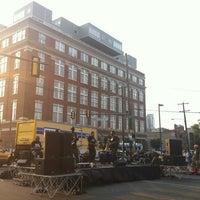 Photo taken at Night Market Washington Avenue by ShotsFired215 on 6/28/2012