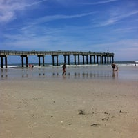 Photo taken at St. Augustine Pier by Angel O. on 4/5/2012