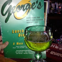 Photo taken at George's Restaurant & Bar - Westrock by Rob L. on 3/15/2012
