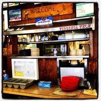 Photo taken at Beach Hut Cafe by David G. on 9/4/2012