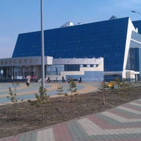 Photo taken at СурГУ by Александа В. on 4/23/2012