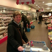 Photo taken at Albert Heijn by Christiaan M. on 2/26/2012
