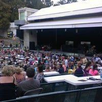 Photo taken at Chastain Park Amphitheater by Jon L. on 8/31/2012