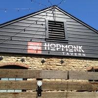 Photo taken at HopMonk Tavern by Daniel K. on 7/29/2012
