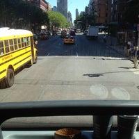 Photo taken at Megabus Bus Stop by Charles J. on 5/12/2012