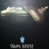 Photo taken at Siam House by LuNa L. on 6/9/2012