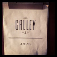 Photo taken at The Galley by Rob S. on 4/27/2012
