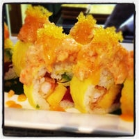 Photo taken at House of Japan-seafood Sushi and steak hibachi by Ellick K. on 5/6/2012