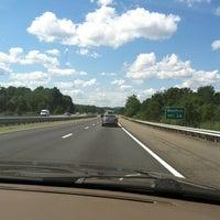 Photo taken at I-80 (Interstate 80) by Gina P. on 8/13/2012