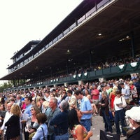 Photo taken at Keeneland by Lisa V. on 4/14/2012