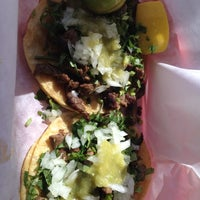 Photo taken at Mr Taco : Fresh Mexican Grill by Rebecca on 3/12/2012