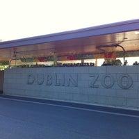 Photo taken at Dublin Zoo by Akhil G. on 7/7/2012