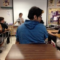 Photo taken at RHS Economics by Zachary P. on 5/7/2012