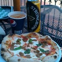 Photo taken at Vitta Pizza by Jen C. on 7/5/2012