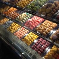 Photo taken at Macaron Café by Scott Z. on 6/26/2012