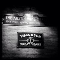 Photo taken at Austin Wine Merchant by Crillmatic on 3/14/2012