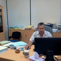 Photo taken at Unit Layanan Pengadaan BP Batam by Subandi M. on 4/14/2012