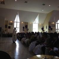 Photo taken at Iglesia San Gerardo De Mayela by Cece C. on 6/30/2012
