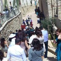 Photo taken at Saydet El Zalzale Church by Tony A. on 7/15/2012