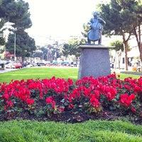 Photo taken at Plaça de Francesc Macià by Estudio C. on 3/30/2012