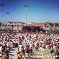 Photo taken at Buck Shaw Stadium by Brenden B. on 6/16/2012