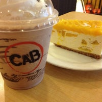 Photo taken at Cab Cafe by sangjen o. on 6/18/2012
