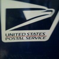 Photo taken at US Post Office by Jeremy B. on 9/5/2012