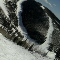 Photo taken at Steamboat Resort by Andy K. on 3/12/2012