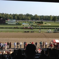Photo taken at Saratoga Race Course by Michael on 8/31/2012