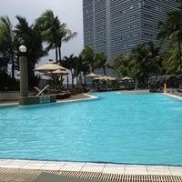 Photo taken at Hilton Kuala Lumpur by Suri P. on 8/6/2012