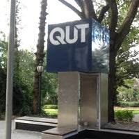 Photo taken at QUT Gardens Point by Jim L. on 7/7/2012