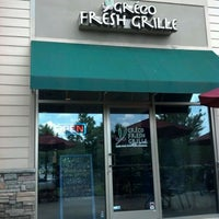 Photo taken at Greco Fresh Grille by Dennis C. on 5/28/2012