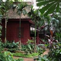Photo taken at The Jim Thompson House by 郭 静. on 6/16/2012