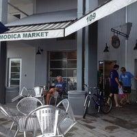 Photo taken at Modica Market by Caroline A. on 8/6/2012