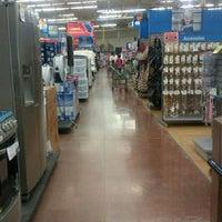 Photo taken at Walmart Libramiento Norte by Pichi P. on 8/17/2012
