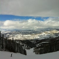 Photo taken at Steamboat Resort by Jeremy P. on 2/17/2012