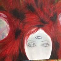Photo taken at Art Barn by Gabriella D. on 4/9/2012