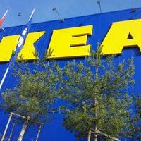 Photo taken at IKEA by Mazen S. on 3/12/2012