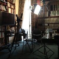 Photo taken at NYU Casa Italiana by Brendan C. on 2/24/2012