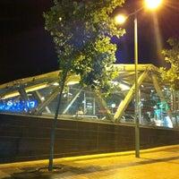 Photo taken at Metro Manquehue by Orlaando F. on 2/12/2012
